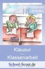 """Klausur zu Christa Wolfs Erzählung """"Kassandra"""": Zwei Sommer und zwei Winter in den Höhlen"""