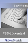 FSS-Lückentext: Wie funktioniert betriebliche Mitbestimmung?