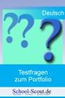Deutsch Klasse 8: Übersicht über das, was die Schüler am Ende des Schuljahres wissen und können