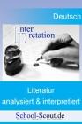 Vergrößerte Darstellung Cover: Hauptmann, Gerhart - Die Ratten - Inhaltserläuterung, 4. Akt. Externe Website (neues Fenster)