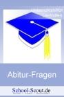 Abiturfragen - Georg Büchner - Lenz