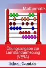School-Scout-Übungsaufgabe zur Lernstandserhebung (VERA) im Fach Mathematik, Klasse 8