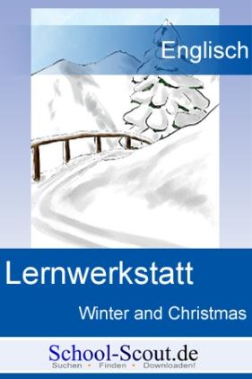 Lernwerkstatt: The Seasons - Winter and Christmas
