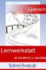 Lernwerkstatt: Las estaciones - El invierno y navidad