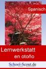 Lernwerkstatt: Las estaciones - En otoño