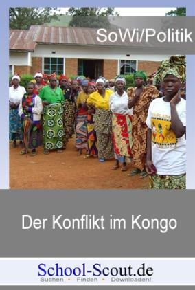 Kurzinfo zum Ersteinstieg: Der Konflikt im Kongo