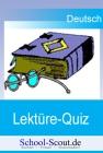 """Vergrößerte Darstellung Cover: Lektüre-Quiz: Inhalt und Interpretation von Peter Weiss' """"Abschied von den Eltern"""". Externe Website (neues Fenster)"""