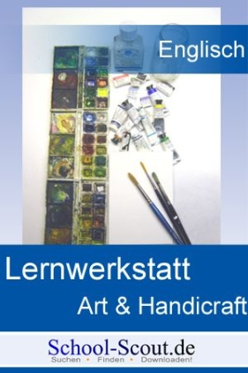 Lernwerkstatt: Art and handicrafts