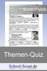 Themenquiz (bsd. für Hauptschule und Realschule): Regierungsbildung