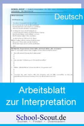 Brecht, Bertolt - Der hilflose Knabe