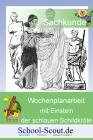 Wochenplanarbeit mit Einstein der schlauen Schildkröte: Die Römer