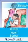 Kinder lesen Bücher - Otfried Preußler - Die kleine Hexe
