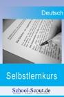 Verstehen und schreiben - Bericht