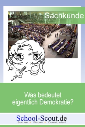 Was bedeutet eigentlich Demokratie? Kinder lernen den Demokratiebegriff kennen