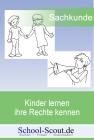 Kinder lernen ihre Rechte kennen