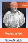 Redekunst: Cicero - De oratore I, 65-72 - Arbeitsblatt