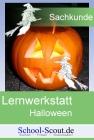 Lernwerkstatt: Halloween