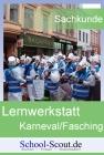 Vergrößerte Darstellung Cover: Lernwerkstatt: Karneval. Externe Website (neues Fenster)