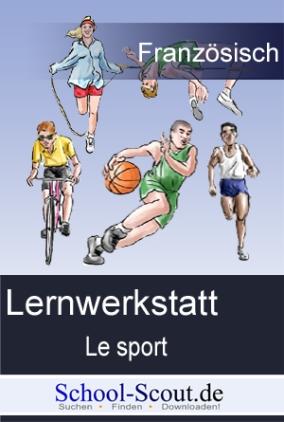 Lernwerkstatt: Le sport