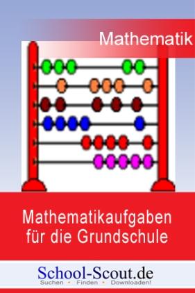 Mathematikaufgaben für die Grundschule: Umrechnen von Gewichten