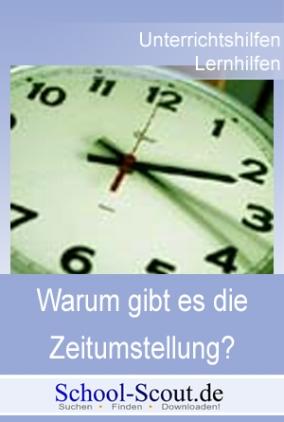 Warum gibt es die Zeitumstellung?