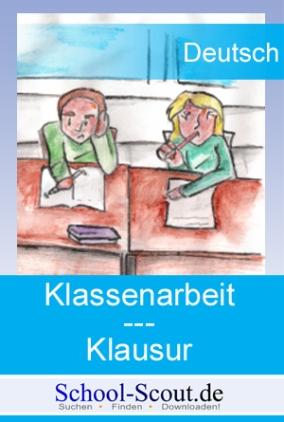 Klassenarbeit - Klasse 9 bis Klasse 11: Bertolt Brecht - Fragen eines lesenden Arbeiters