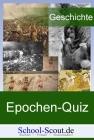 Epochen-Quiz: Wendezeit / Wiedervereinigung 1989/1990