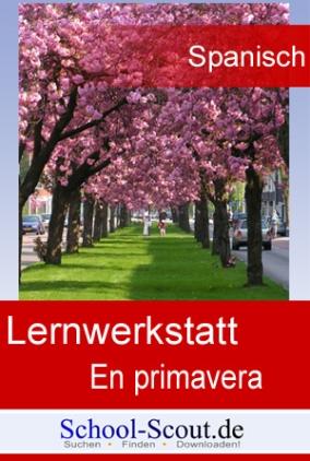 Lernwerkstatt: Las estaciones - En primavera