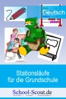Lernen an Stationen - Aufsatztraining - Märchen - mit Einstein, der schlauen Schildkröte