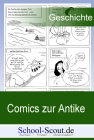 Vergrößerte Darstellung Cover: Comic: Wie es im alten Ägypten zur Entstehung einer Hochkultur kam. Externe Website (neues Fenster)
