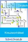 Kreuzworträtsel: Das Leben des Marcel Reich-Ranicki