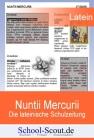 Nuntii Mercurii - 17.03.10: Zeitungsartikel auf Latein zur Weltkritik an China, zur Krise in der FDP u.v.m.!