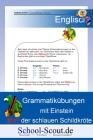 Paket: Grammatikübungen mit Einstein der schlauen Schildkröte