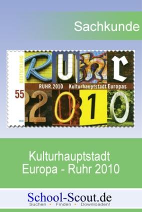 Lernwerkstatt: Kulturhauptstadt Europa-Ruhr 2010