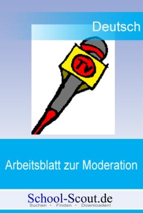 Arbeitsblatt zur Moderation