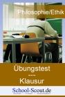 """Vergrößerte Darstellung Cover: Übungsklausur zum Thema """"Gesellschaftsvertrag"""" (Jean-Jacques Rousseau, John Locke). Externe Website (neues Fenster)"""