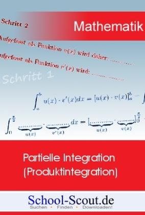 Grundlagen der Integralrechnung: Partielle Integration - Produktintegration