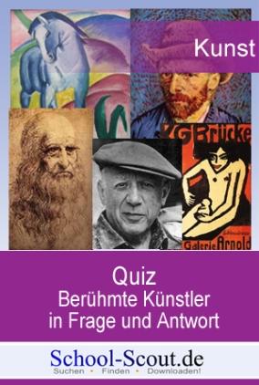 Kunst-Quiz: Der Blaue Reiter
