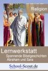Vergrößerte Darstellung Cover: Lernwerkstatt: Spannende Bibelgeschichten - Abraham und Sara. Externe Website (neues Fenster)