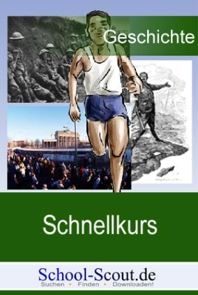 Schnellkurs Geschichte: Deutsche Geschichte nach 1945