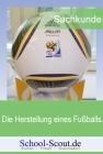 Vergrößerte Darstellung Cover: Fußballfieber in der Grundschule: Die Herstellung eines Fußballs. Externe Website (neues Fenster)
