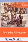Vergrößerte Darstellung Cover: Römische Philosophie 9: Römische Kriegsethik. Externe Website (neues Fenster)