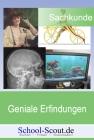 Vergrößerte Darstellung Cover: Geniale Erfindungen: Die Nutzung der Röntgenstrahlen. Externe Website (neues Fenster)