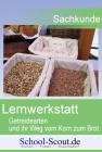 Lernwerkstatt: Getreidearten und ihr Weg vom Korn zum Brot