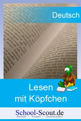 Lesen mit Köpfchen - Winter - Klasse 3