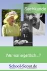 Vergrößerte Darstellung Cover: Lernwerkstatt: Wer war eigentlich...? Mahatma Gandhi. Externe Website (neues Fenster)