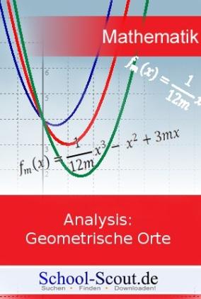 Analysis - Grundlagen der Differentialrechnung: Ortskurven - Geometrische Orte