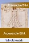 Vergrößerte Darstellung Cover: Angewandte Ethik: Sterbehilfe - Hilfe oder Mord?. Externe Website (neues Fenster)