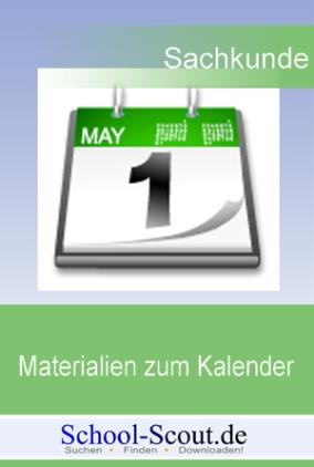 Materialien zum Kalender