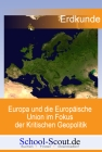 Sachanalyse: Geopolitische Leitbilder als strategische Regionalisierungen in der politischen Diskussion